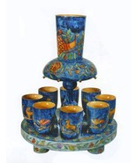 Yair Emanuel Oriental Kiddush Fountain - CAT #FN-2 - $120.18