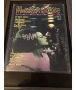 Monster Scene Journal Magazine No.1 1992 Elsa Lanchester Cover [near Mint] - $38.56
