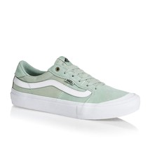 New Vans Unisex Style 112 Pro Harbor Gray White Skate Shoes Mens13 SK8 Sneakers - $64.99