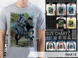 T Shirt Drow Ranger DotA2 Theme Many Color  - $9.99+
