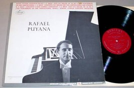 RAFAEL PUYANA & GENOVEVA GALVEZ LP - Two Harpsichords - $13.75