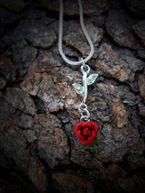 Free With $100.00 Red Rose Offering For Any Spirit Spells Haunted Freebie Amulet - $0.00