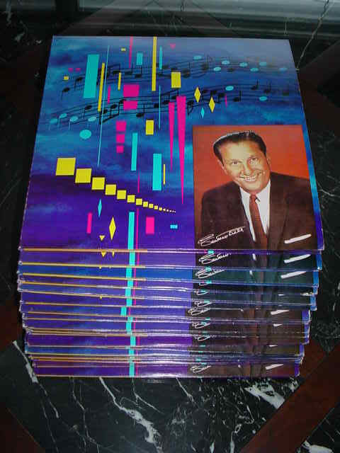 LAWRENCE WELK U.S. NAVY RADIO SHOWS 40 Records in 20 Double LP Sets (1974-76)