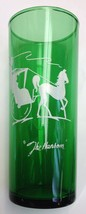 Anchor Hocking Forest Green Long Boy Tumblers T... - $18.95