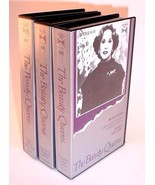 BEAUTY QUEENS RARE 3 VHS SET Rubinstein, Lauder, Arden - $95.00