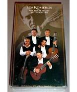 LOS ROMEROS SEALED VHS VIDEO - Royal Family of Guitar - $49.95