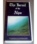 ISRAEL OF THE ALPS VHS VIDEO - The Waldenses Story - $24.95