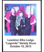 LEGENDS VARIETY SHOW DVD BOX SET - Lewiston Maine Elks Lodge - $35.00