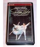 TCHAIKOVSKY SWAN LAKE VHS - Nureyev / Fonteyn - $30.00