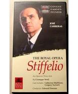 VERDI'S STIFFELIO ROYAL OPERA VHS VIDEO - $24.95