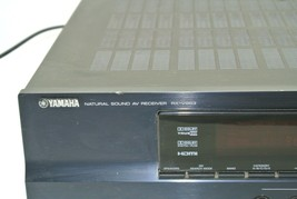 Yamaha RX-V863 Natural Sound 105W 7.1 Channel Home Theater AV Receiver - $199.99