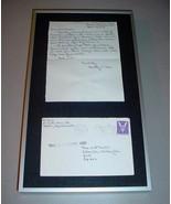1943 WWII LETTER Captured Prisoner U.S. Soldier Sgt. R.J. Turner, Doroth... - $39.75