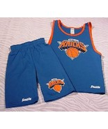 NEW YORK KNICKS - Jersey & Shorts Uniform (Kids/Medium) - $14.95