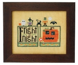 Halloween Double Up chart series cross stitch c... - $7.65