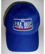BASEBALL CAP (Blue) - PAL HOP Rocks Again Reunion!  Free Shipping! - $18.95