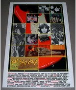 PAL HOP DAYS FILM POSTER - Maine Garage Band Documentary - $17.50