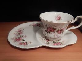Royal Albert Lavender Rose Tennis Set bone china England Free Shipping #7 - $57.99
