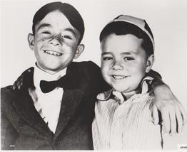 Little Rascals Our Gang Spanky Alfalfa Vintage 8X10 BW TV Memorabilia Photo - $6.99