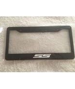 "Chevrolet "" Camaro Ss "" - Black Automotive License Plate Frame - Ls1 Ls2... - $15.99"