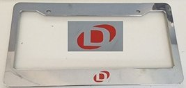 """Dinan Limited Edition """" D Letter """" - Automotive Chrome with Red License Plate... - $15.99"""