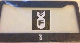 F Bomb Missle - Automotive Black Automotive License Plate Frame - Fbomb Jdm S... - $15.99