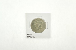 1999-P Kennedy Half Dollar (VF) Very Fine N2-3976-4 - $5.99