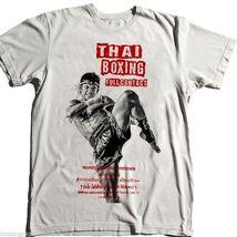 Thai boxing T-shirt, muay thai, mma, ufc, kick ... - £12.11 GBP - £17.12 GBP