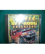 Cabela's 4 x 4 Off-Road Adventure Activision PC CD Rom Software - $4.00