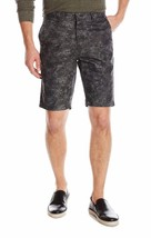 NEW MENS CALVIN KLEIN JEANS FLAT FRONT STATIC EDGE STORM GREY SHORTS 32 - $29.99