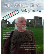 The Witch's Brew, Vol 3, Issue 4 (Pagan Magazine Oct., November, Decembe... - $3.95