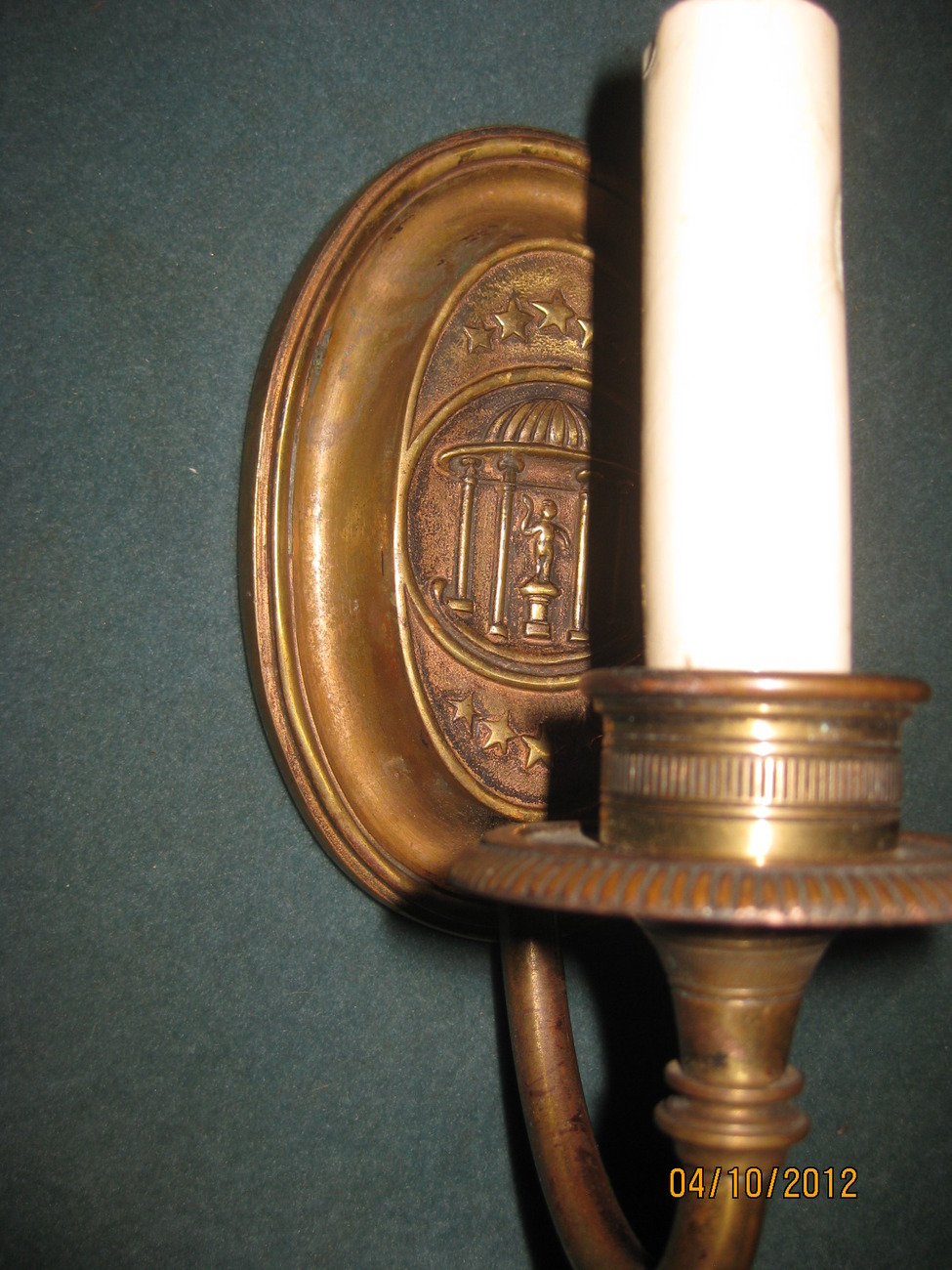 Pr bronze sconces french 003