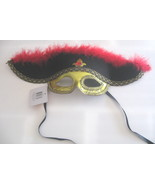 One-eyed Pirate Half Face Mask for Halloween Costume Party - $16.95