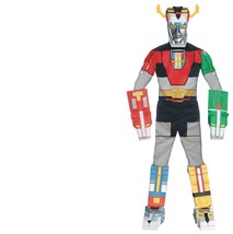 Voltron - Costume - Adult - Size Standard - Deluxe Retro 80's Anime Cosplay - $53.34