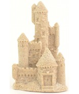 SAND-DECO Real Sand Castle Figurine Beach Lake Home Decor Wedding 407 4.... - $18.99
