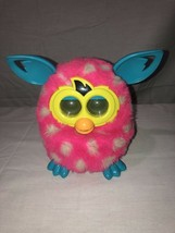 2012 Hasbro Furby White And Pink Polkadot Interactive Tested And Working - $18.95