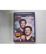 Step Brothers (DVD, 2008, Unrated Single Disc Version) - $6.94