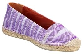 Missoni Slip-on Espadrille Flat - Purple - $189.00