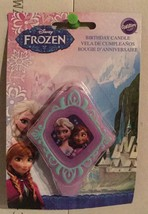 Disney FROZEN Elsa and Anna Party Cake Candle NEW - Birthday, Princess Parties - $3.94
