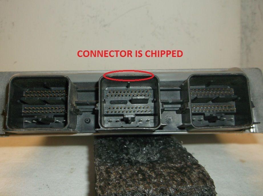 05 06 ford five hundred montego engine control module ecu. Black Bedroom Furniture Sets. Home Design Ideas