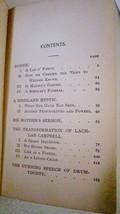 Beside The Bonnie Brier Bush 1895 By Ian Maclaren