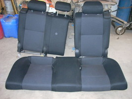 2008 SCION TC REAR SEAT