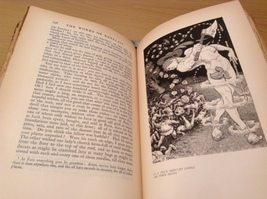 Vintage The Works of Rabelais 1927 Volume Two Printed in Great Britain image 8