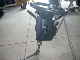 2008 SCION TC STEERING COLUMN WITH KEY