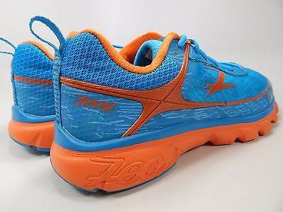 ZOOT ZOLARA WOMEN'S RUNNING SHOES SIZE US 10 M (B) EU 42 BLUE ORANGE
