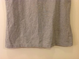 Best Fitting Undershirt Gray Stretchable Cotton Tank Top with Underbra size L image 4