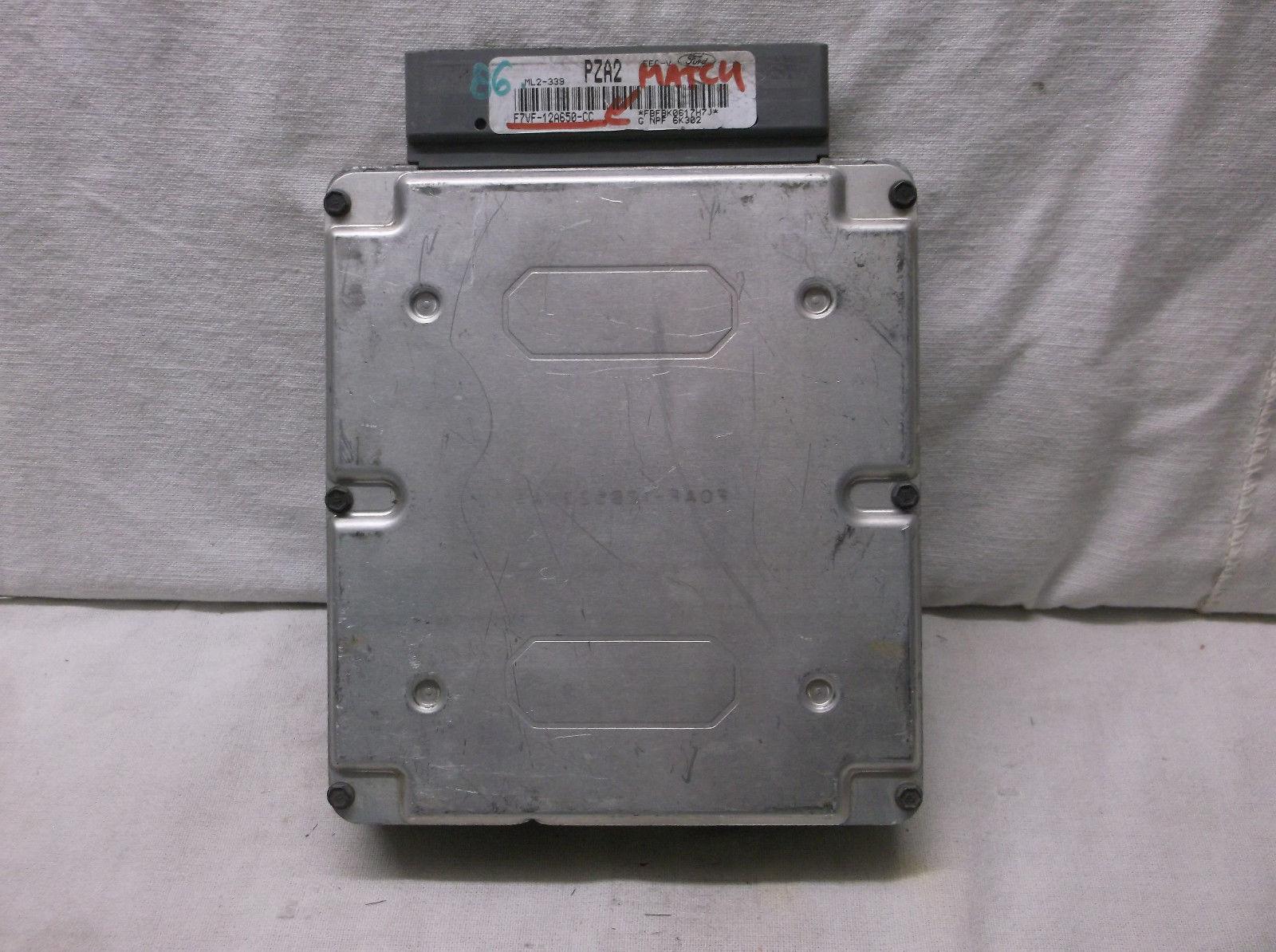 Car Pcm: 1997..97 LINCOLN TOWN CAR ENGINE CONTROL MODULE..ECU..ECM
