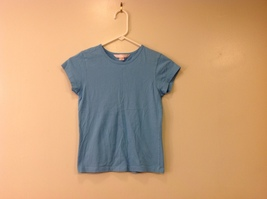 Victoria's Secret Blue 100% Cotton Classic T-shirt, size XS