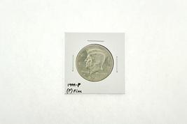1999-P Kennedy Half Dollar (F) Fine N2-3981-2 - $4.99