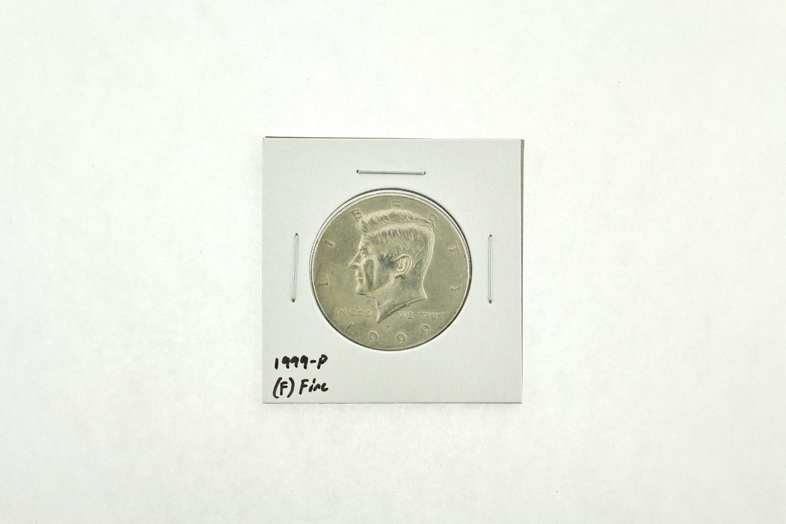 1999-P Kennedy Half Dollar (F) Fine N2-3981-5