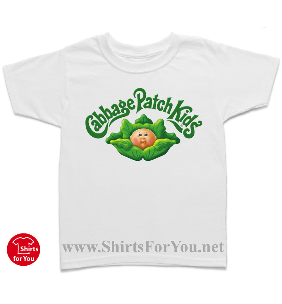 Used, Cabbage Patch Kids, Kids T-Shirt for sale  USA